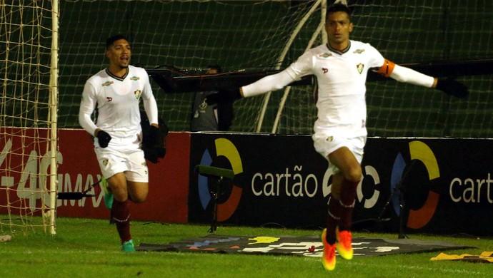 Ypiranga x Fluminense Copa do Brasil gol Cicero (Foto: Futura Press)