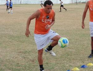 Gilmar - atacante do ABC (Foto: Jocaff Souza)