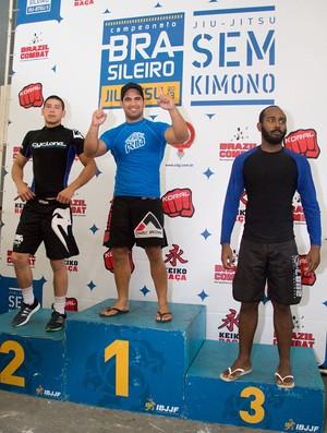 Júnior Vieira, lutador de jiu-jitsu paraibano (Foto: Divulgação)