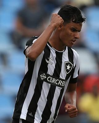Pachu, Botafogo (Foto: Vitor Silva/SSPress/Botafogo)