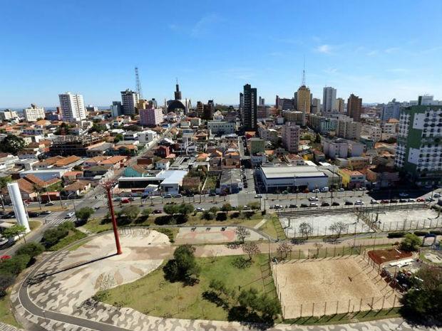 City tour deve mostrar os principais pontos de Ponta Grossa (Foto: Clebert Gustavo/Arquivo pessoal)