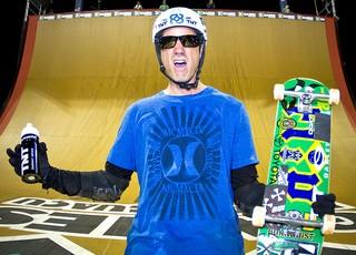 Bob Burnquist skate X Games (Foto: Otavio Neto / ESPN Images)