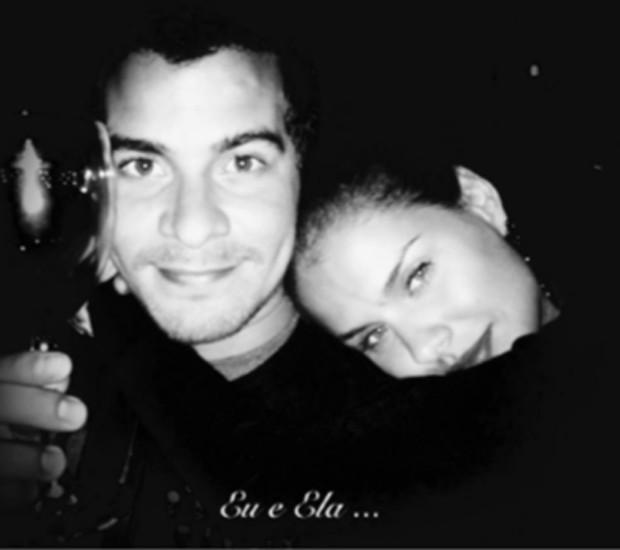Thiago Martins e Paloma Bernardi: 2 anos de namoro (Foto: Reprodução/Instagram)