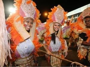 Garotos do Samba Uberlândia (Foto: secom/Prefeitura de Uberlândia)