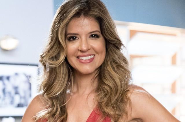 Mariana Santos (Foto: João Miguel Júnior/TV Globo)