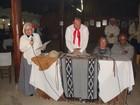 Com versos e roupas típicas, Justiça realiza audiência crioula em Pelotas