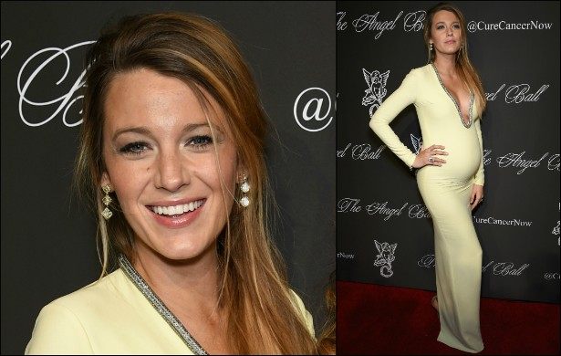 A atriz da série 'Gossip Girl' (2007–2012) Blake Lively mede 1,78m. (Foto: Getty Images)