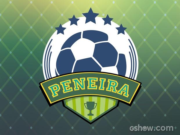 Logo Peneira (Foto: Caldeirão do Huck/TV Globo)