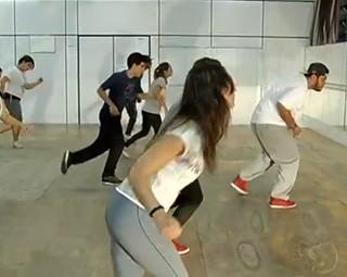 dança (Foto: Reprodução)