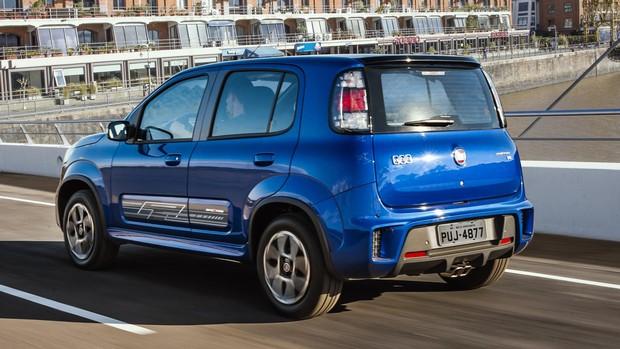 FOTOS: Fiat Uno 2015