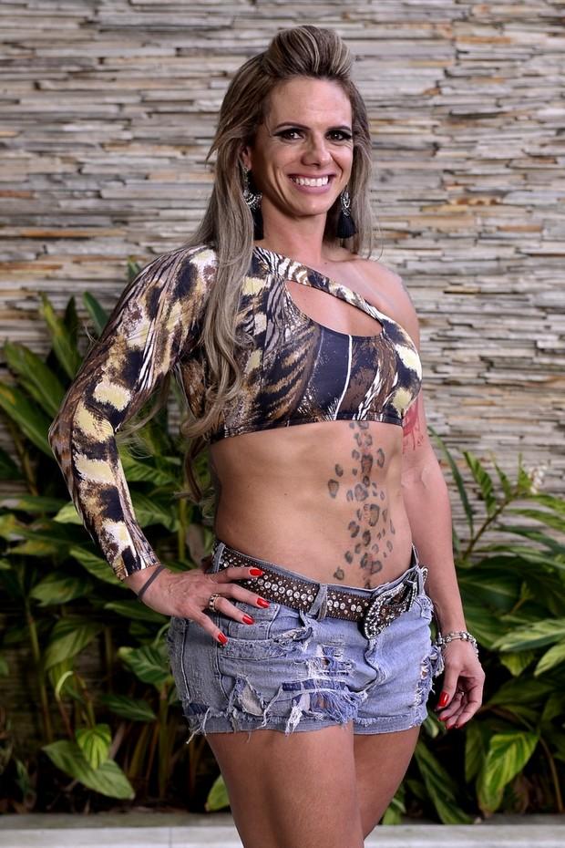 Patricia Sevecenco (Foto: Roberto Teixeira/EGO)