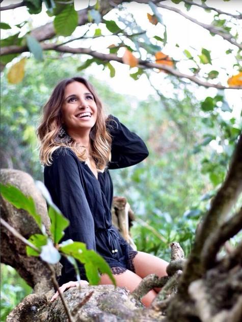 Manuela Mesquita (Foto: Sergio Baia)