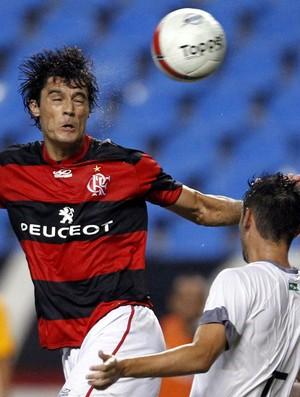Gonzalez, Flamengo x Resende (Foto: Ivo Gonzalez/Agência O Globo)