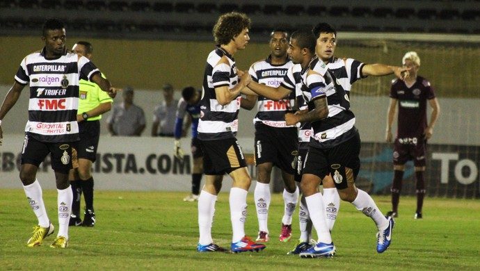 Copa Paulista: Ferroviária x XV de Piracicaba (Foto: Leonardo Fermiano/ AI AFE)