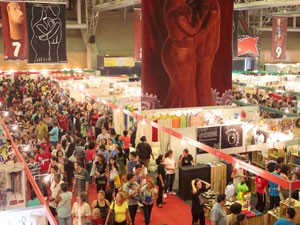 Fenearte - Feira Nacional de Negócios do Artesanato (Foto: Daniela Nader / Divulgação)