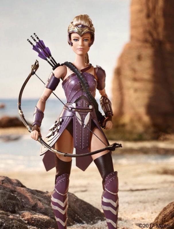 Barbie da general Antiope (Foto: Instagram/Reprodução)