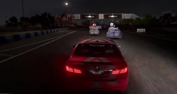 DriveClub: veja os videos com os maiores bugs do jogo (Foto: reprodução/Youtube)