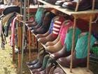 Peão de Uberaba investe no mercado estilizado após criar a própria bota