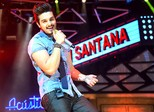 Gshow mostra ao vivo o show de Luan Santana, em Curitiba