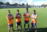 Responsáveis pela marcação, volantes do Grêmio-PP sonham com Copa SP