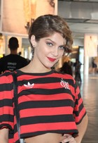 Isabella Santoni fala de cabelo: 'Torcendo por megahair'