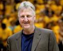 "Larry Bird anuncia saída da presidência dos Pacers:""Quero fazer outras coisas"""