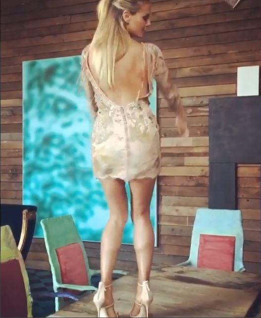 Heidi Klum (Foto: Reprodução/Instagram)