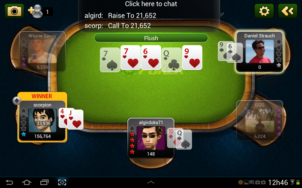 Dragon play texas holdem poker