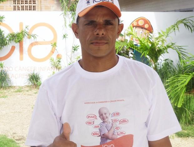 Ultramaratonista vai percorrer 786 km de estrada pelo ICIA (Foto: ICIA / Divulgação)