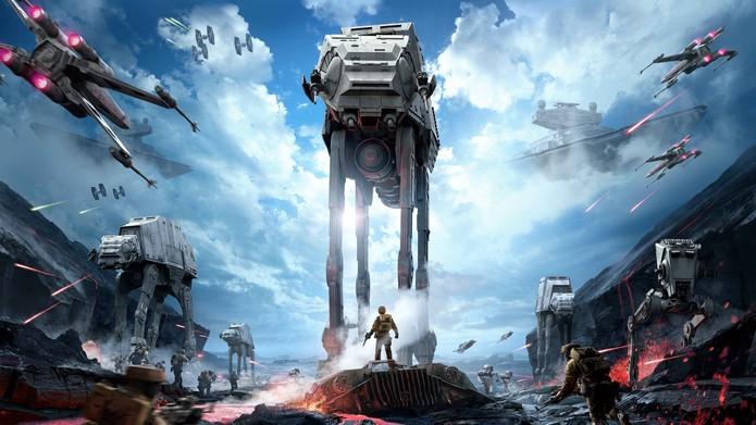 Star Wars Battlefront 2 (Foto: Divulgação)