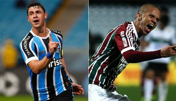 Grêmio recebe o Fluminense pela Copa do Brasil (Foto: Reprodução/ Globoesporte)