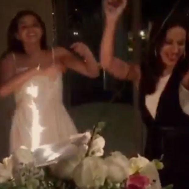 Bruna Marquezine e Thaíssa Carvalho comemoram aniversário juntas (Foto: Instagram/ Reprodução)