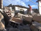 Três famílias ficam desalojadas  após explosão em motel na Bahia