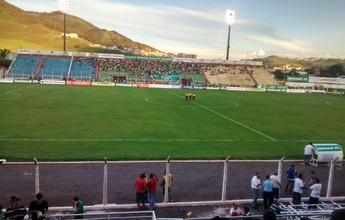 Caldense e Boa Esporte fazem clássico regional na estreia no Mineiro
