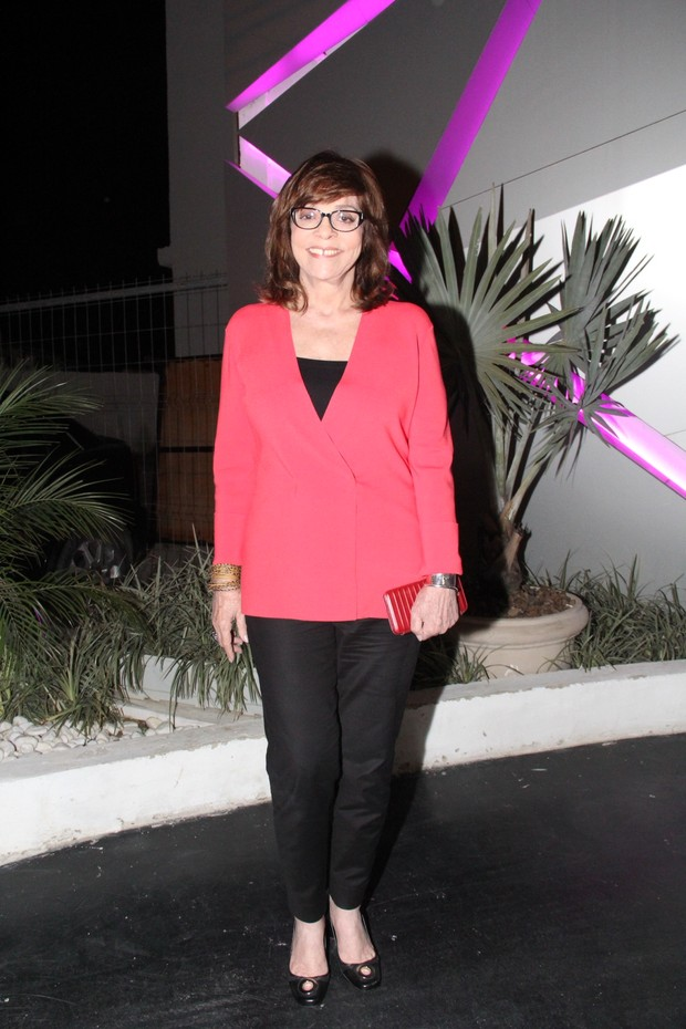 Glória Perez (Foto: Wallace Barbosa/AgNews)
