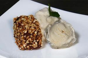 Romeu e Julieta feito com sorvete (Márcio de Campos/TG)