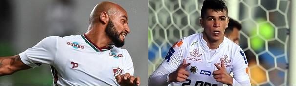 Rede Clube transmite Fluminense x Santos pelo Campeonato Brasieliro (Foto: Reprodução/GloboEsporte)
