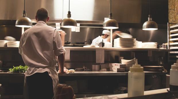 restaurante, alimentação, alimentação fora do lar (Foto: Reprodução/Pexels)