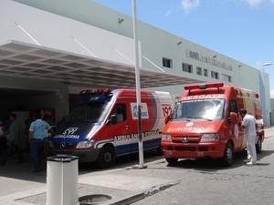 Hospital Geral do Estado (Foto: Natália Souza/G1)