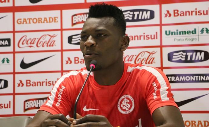 Internacional Inter Paulão entrevista (Foto: Eduardo Deconto/GloboEsporte.com)