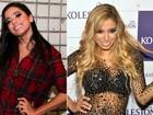 Anitta, Sabrina Sato, Britney Spears... Relembre as dez famosas que já mudaram o visual em 2014