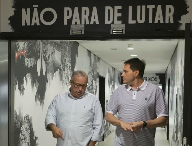 Roberto de Andrade Eduardo Ferreira Corinthians