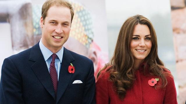 Prince William e Kate Middleton (Foto: Divulgação)