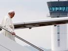 Papa Francisco chega à Albânia em sua quarta viagem internacional