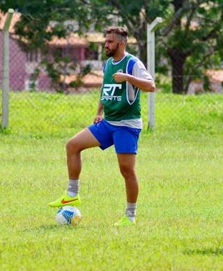 Rafael Silva Rocha zagueiros São José (Foto: Danilo Sardinha/GloboEsporte.com)