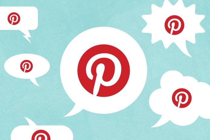 Pinterest, rede social que usa pins e murais renova maneira de buscar por fotos (Foto: Divulgação/Pinterest)