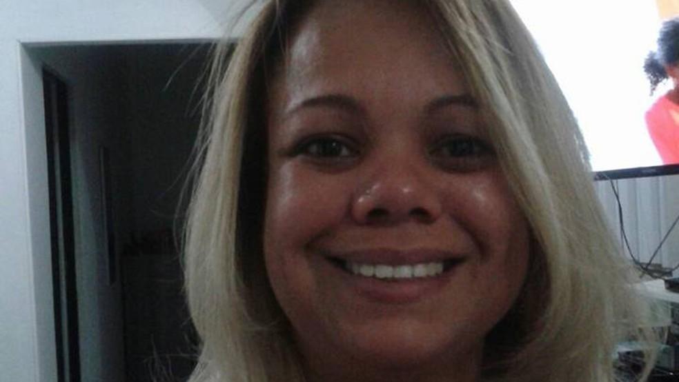 Corpo de Adriana Lacerda foi encontrado na Lagoa Várzea das Flores, em Betim.  (Foto: Daniel Lacerda/Arquivo Pessoal)