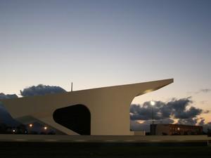 Centro de Convenções da UENF. (Foto: Divulgação/UENF)