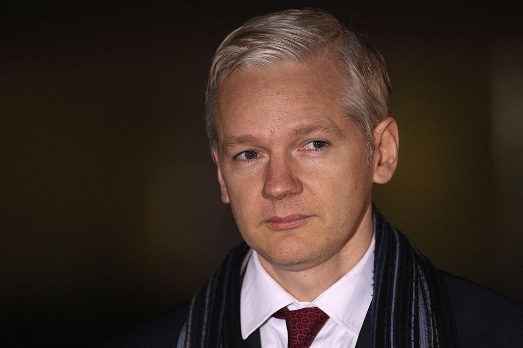 As investigações contra Julian Assange foram arquivadas (Foto: Oli Scarff/Getty Images)