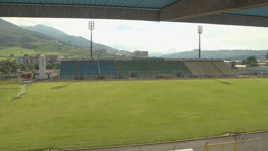 Caldense confirma jogo contra o Corinthians para Poços de Caldas, MG